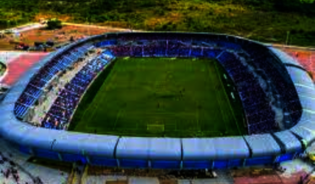 Estadio Siertra Nevada