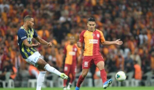 Falcao en Galatasaray