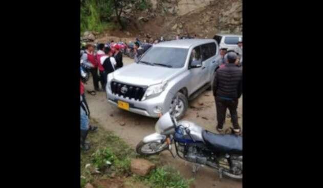 Ataque a indígenas en el Cauca