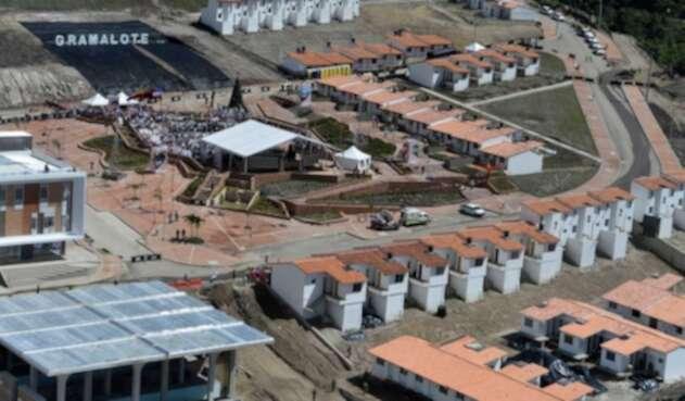 Así es el nuevo municipio de Gramalote.