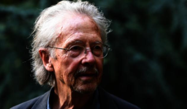 Escritor Peter Handke, premio Nobel de Literatura 2019