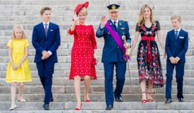 Familia Real de Bélgica