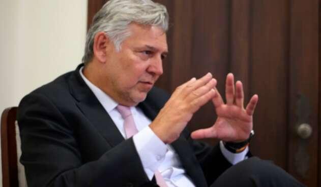 Jaime Alberto Cabal, presidente de Fenalco