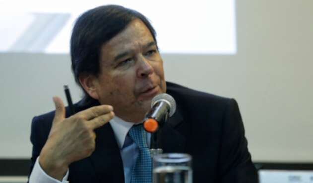 Jaime Camacho, vicefiscal general encargado