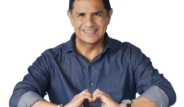 Jorge Iván Ospina, candidato a la Alcaldía de Cali.