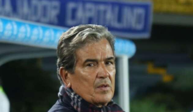 Jorge Luis Pinto, DT de Millonarios