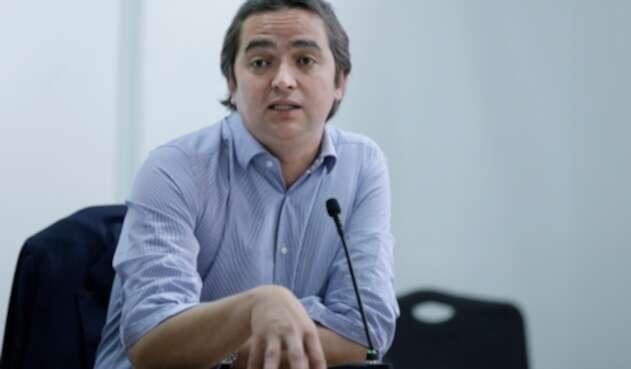 Juan Alberto Londoño, viceministro de Hacienda