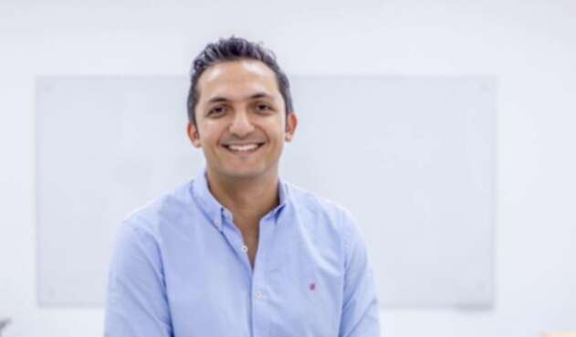 Juan Pablo Gallo, alcalde de Pereira