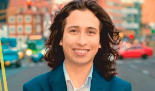Julián Sastoque, concejal de Bogotá