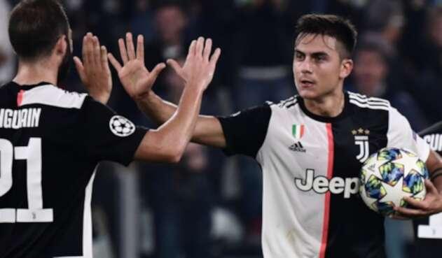 Juventus vs Lokomotiv