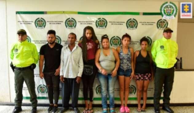 Los detenidos por explotación sexual de menores de edad en La Guajira