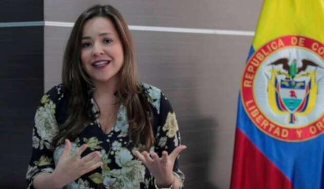 Laura Valdivieso Jiménez, viceministra de Comercio Exterior