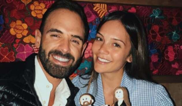 Lina Tejeiro y su nuevo amor