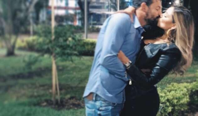 Melissa Martínez y Matías Mier son pareja