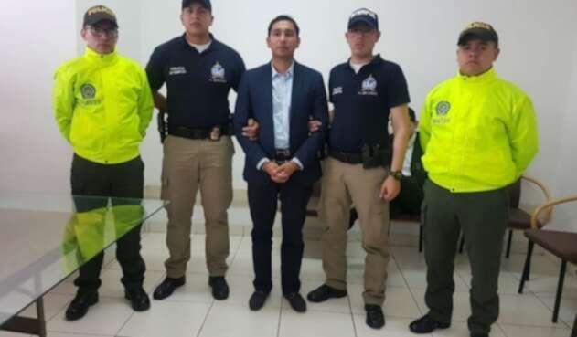 Legalización de la extradición del ex fiscal Anticorrupción Luis Gustavo Moreno a los Estados Unidos.
