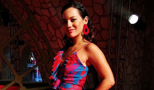 Natalia Reyes inició su carrera cuando tenía 9 años.