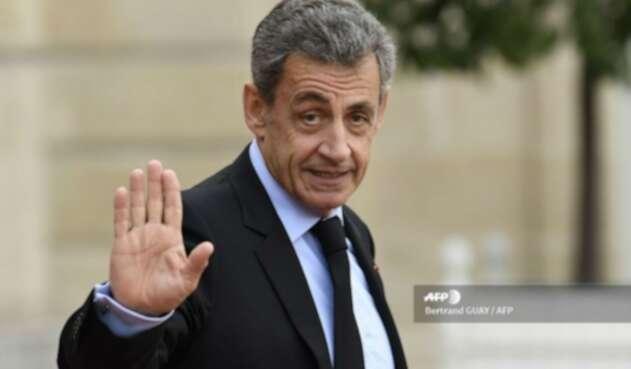 Nicolas Sarkozy, expresidente francés