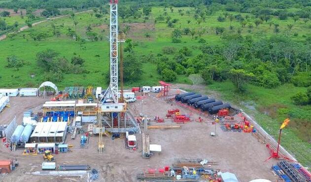 Campo petrolero de Ecopetrol