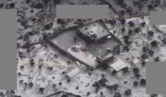 Pentágono difunde imágenes del operativo contra Al Bagdadi