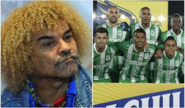 Carlos 'El Pibe' Valderrama - Atlético Nacional