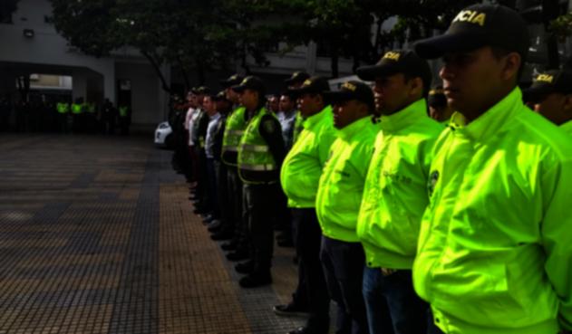 Unidades de Policía Nacional