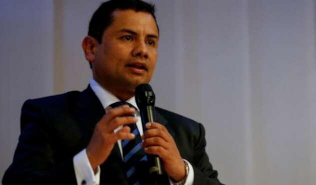 Rafael Guarín, consejero presidencial de seguridad nacional