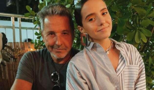 Ricardo Montaner y Evaluna