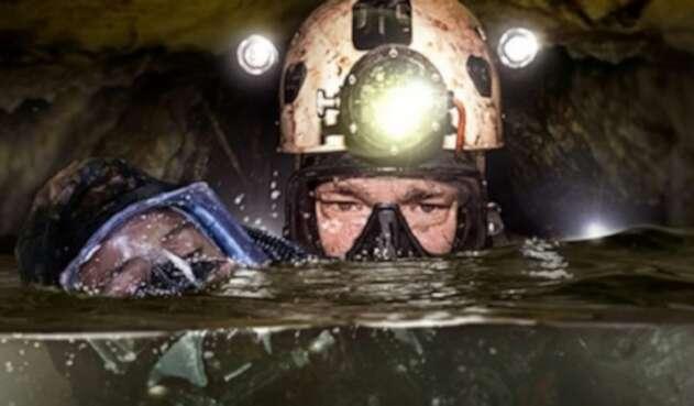 Película La Cueva