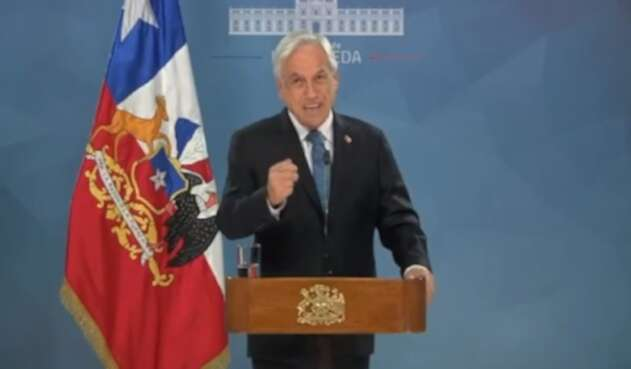 sebastian piñera presidente chile