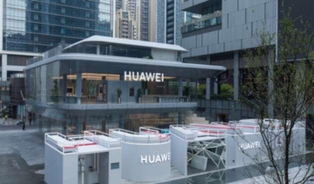 Tienda Huawei