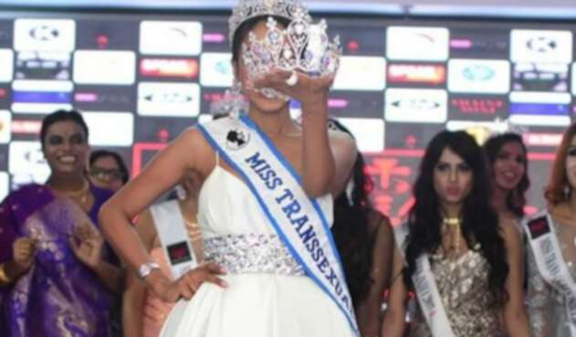 Miss Transqueen en India 2019