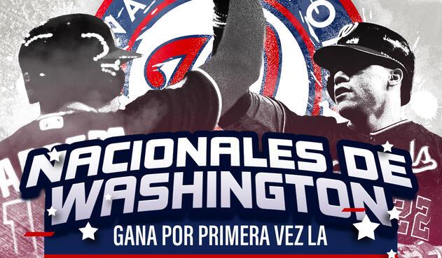 Nacionales de Washington, Serie Mundial