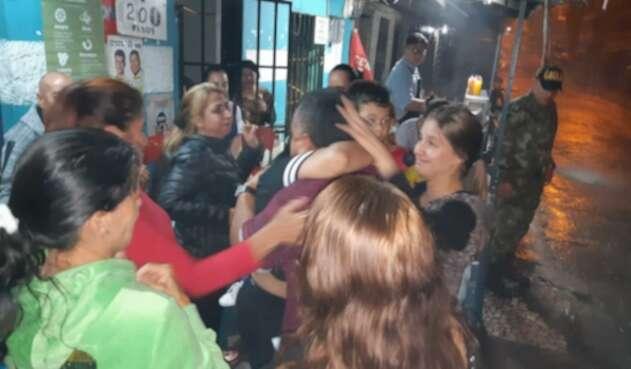 Liberan a tres funcionarios de la Alcaldía de Ituango (Antioquia).