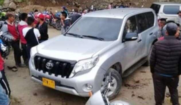 Masacre de indígenas en Toribío, en Cauca