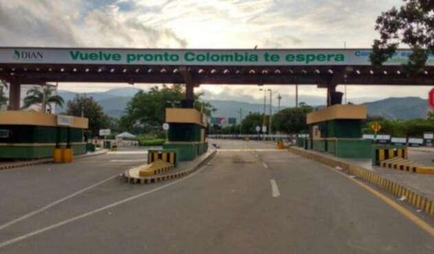Cierre de zona de frontera entre Colombia y Venezuela