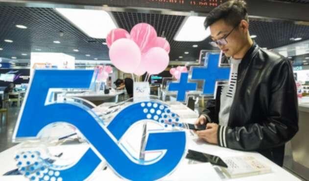 Tecnología 5G en China