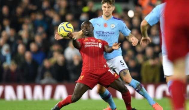 Liverpool vs Manchester City, Premier League