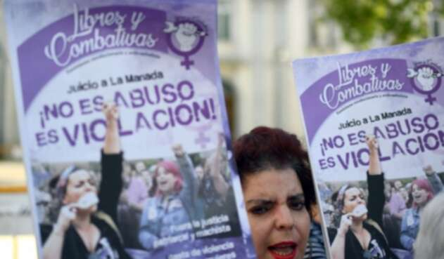 Polémica por condena en otro caso de violación grupal en España