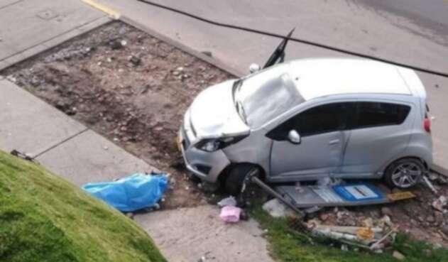 En el accidente esta involucrado un funcionario del Inpec