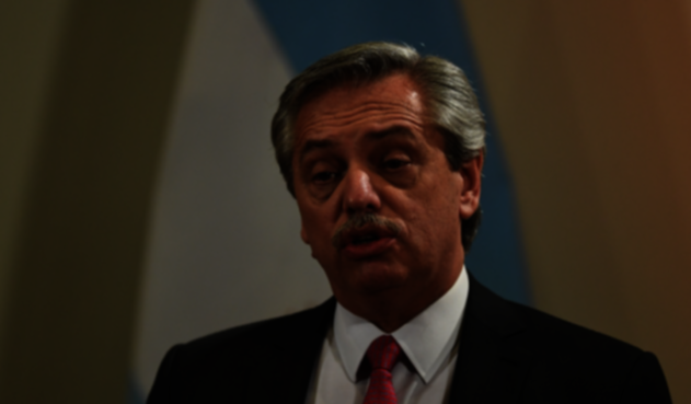 Alberto Fernandez, presidente Argentina.