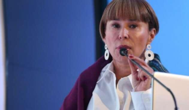 Ministra de Trabajo, Alicia Arango