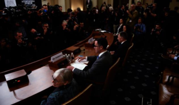 Tercer día de audiencia pública en el proceso de juicio político a Trump