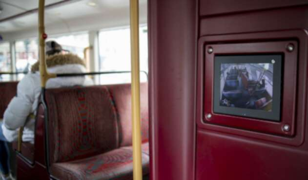 Bus en Londres