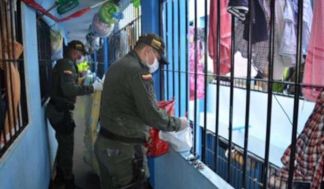 Hacinamiento en las cárceles del Valle de Aburrá.