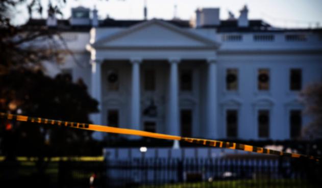Cierra la Casa Blanca por alerta de intrusión en espacio aéreo