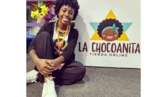 Rosaura Hinestroza, creadora de 'La Chocoanita'