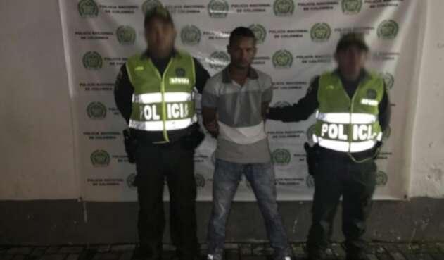 La captura ocurrió en Montelíbano