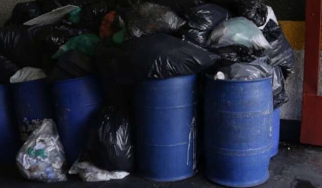 Depósito de basuras