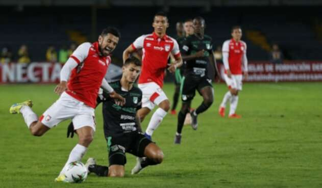 Independiente Santa Fe vs Deportivo Cali
