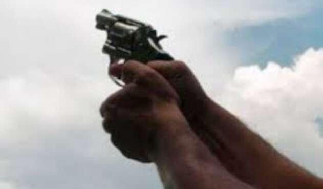 Disparos - Bala perdida - Arma de fuego